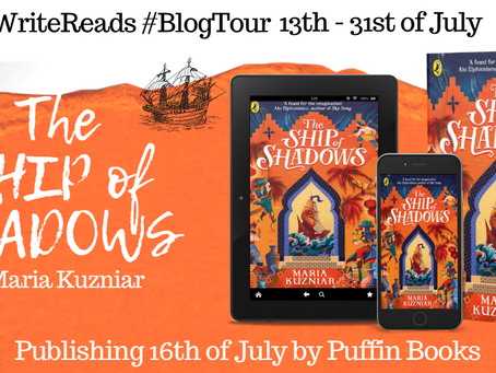 Blog Tour: The Ship of Shadows by Maria Kuzniar