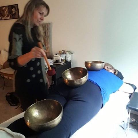 Massage sonore 1h