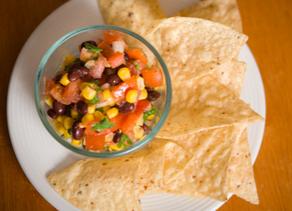 Salade salsa cowboy