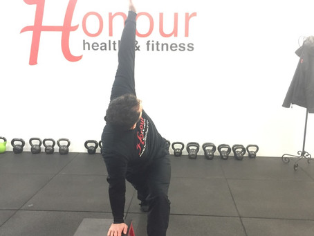 Hip Flexor Mobility Flow