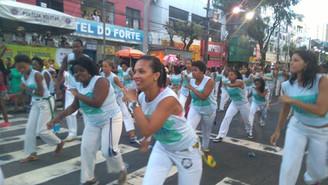 Mulheres da Capoeira sejam bem vindas ao Bloco da Mulherada Carnaval 2020