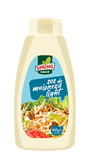 Springsauce f450ml sos de maioneza light
