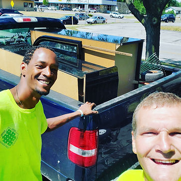furniture removal Dublin, OH
