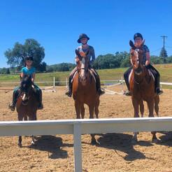 Blue Water Farms Rescue CA Horse Riding Programs