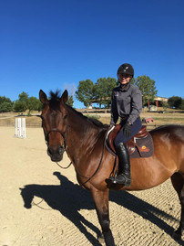 Blue Water Farms Rescue CA Horse Riding training near me