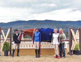 Blue Water Farms Rescue CA Equestrian Lessons for children