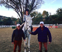 Blue Water Farms Rescue CA Beginner Equestrian