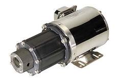 Bombas Pulsafeeder: Serie Eclipse (Engranes Externos Rectos de Cople mágnetico), modelos:  2, 5, 12, 25, 75, 125