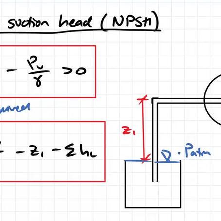 ¿Qué es el NPSH?