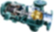 Bomba Cornell series: RB, Y, W y H (Agua Limpia) modelos: 3RB, 3HA, 4HH, 4RB, 4YB, 6HH, 6RB, 8H y 10RB