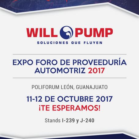 Participación Expo Foro Automotriz 2017