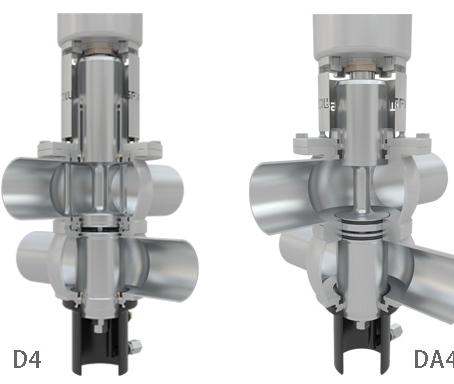 APV anuncia lanzamiento de nueva válvula D4
