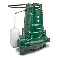 Bomba centrifuga sumergible de achique y aguas negras Zoeller Pump