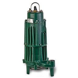 Bomba centrifuga sumergible trituradora Zoeller Pump