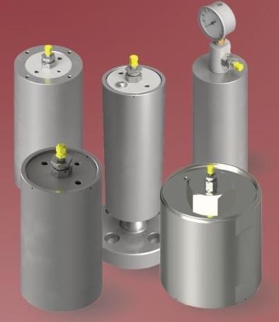 Blacoh anuncia nuevos tamaños en los amortiguadores de alta presión XP