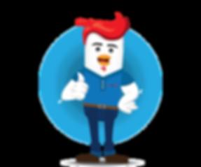 Willy Pumpe, mascota de Will Pump