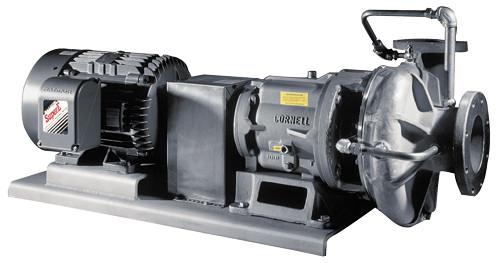 Bomba centrifuga aceite térmico Cornell