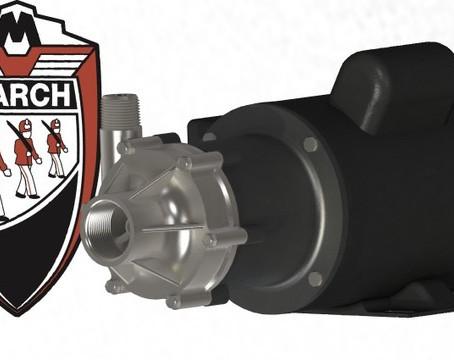 March Pump: anuncia lanzamiento bombas acero inoxidable 316