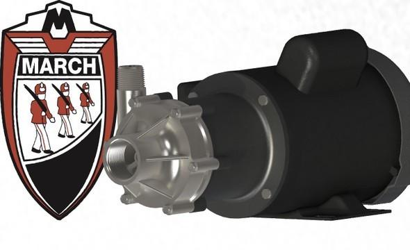 Bomba cople magnético March Pump TE-7S-MD