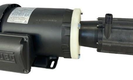 March Pump: Lanza bomba Multietapas TE-4MSR-MD