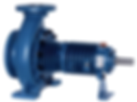 Bomba centrifuga para aceite térmico PompeTravaini TCD