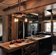 Country American Kitchen