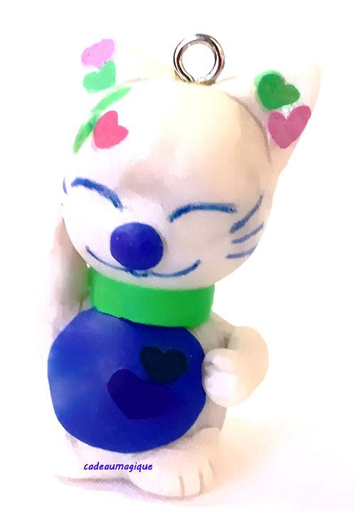 figurine chat maneki neko lucky cat