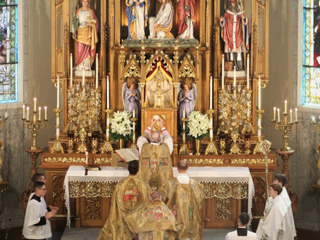 """""""The Latin Mass: What is it?"""""""
