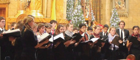 Registration for Youth Choirs