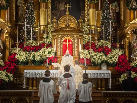 Christmas Triduum of Masses