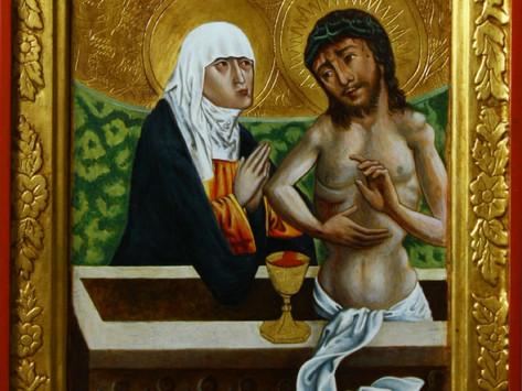 Misericordia Domini Icon