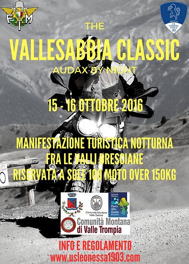 Vallesabbia Classic 2016_locandina final