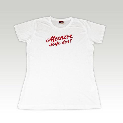 Damen MDD Shirt - Weiß