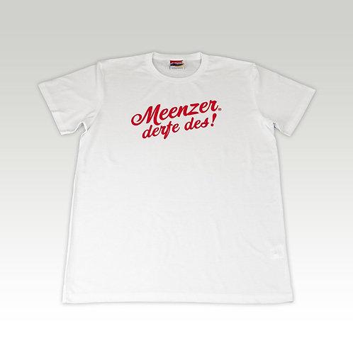 Herren MDD Shirt - Weiß