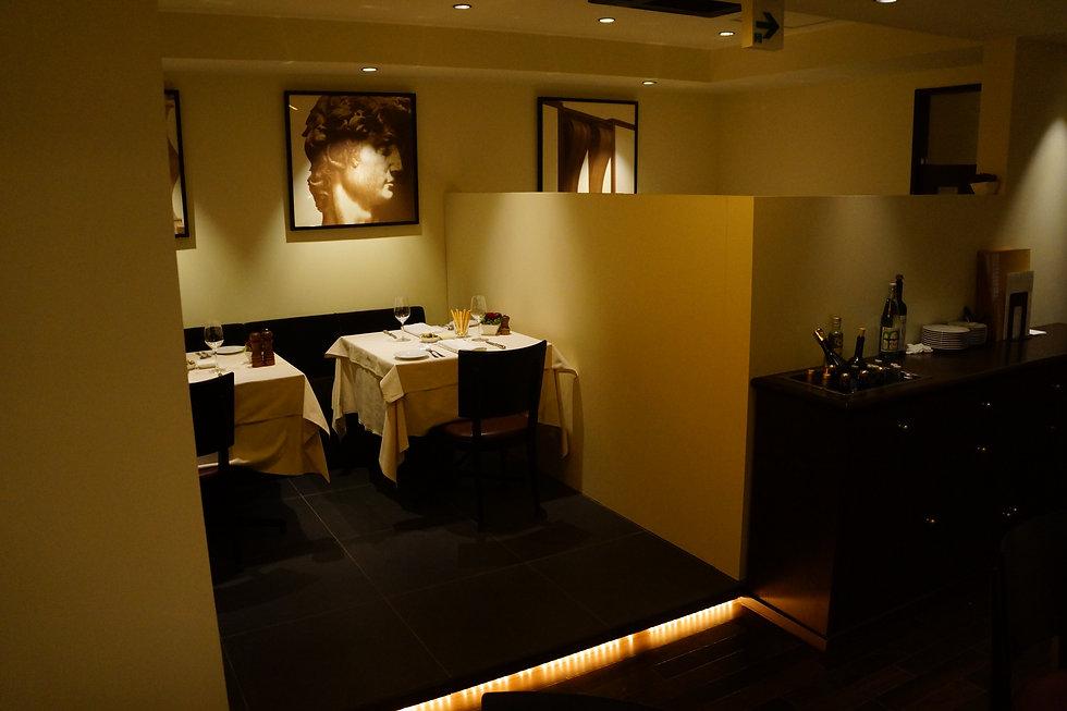渋谷イタリアン「アンティヴィーノ」の近江牛料理