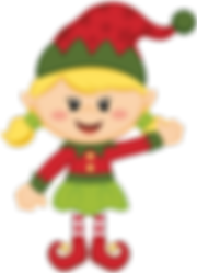 Free Elf Kit from Merry Elfmas