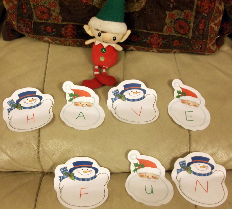 Merry Elfmas | Christmas Elf Ideas