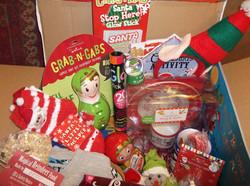Merry Elfmas Christmas Eve Box