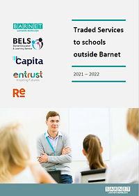 Front cover non Barnet schools.JPG