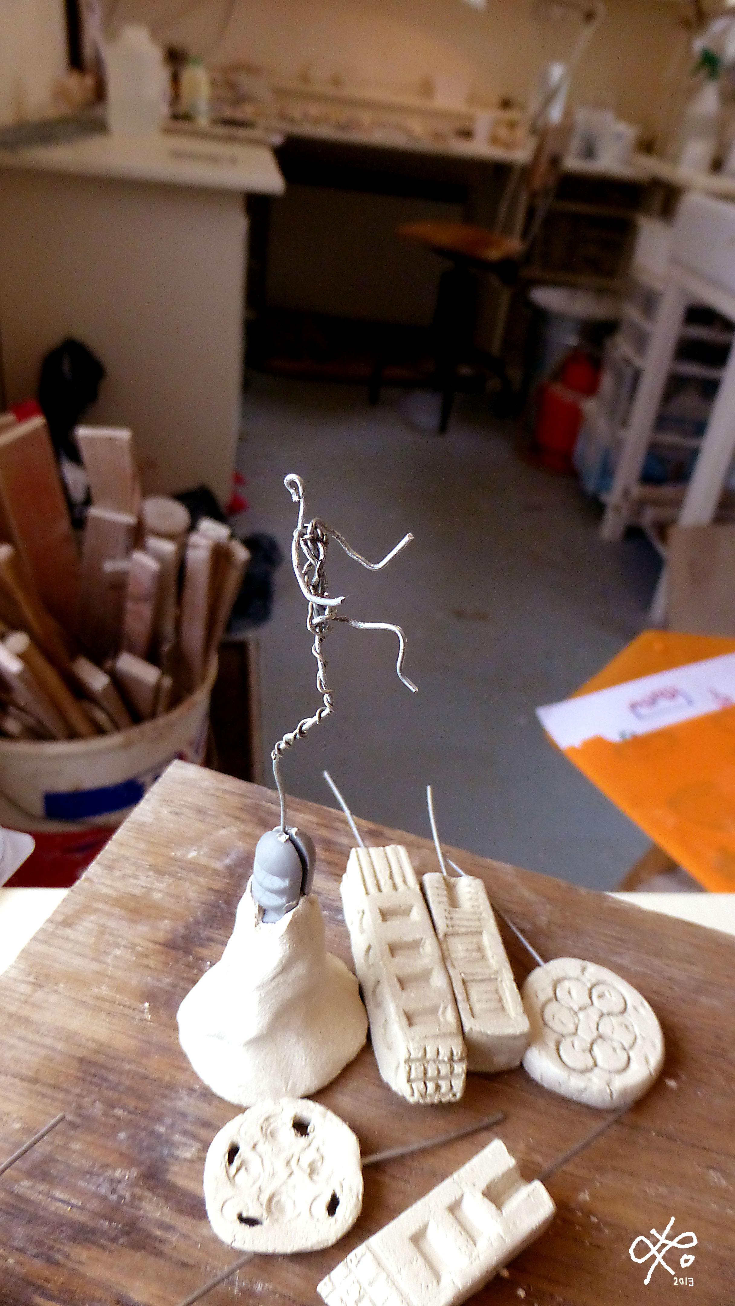 Flickr - sculpting