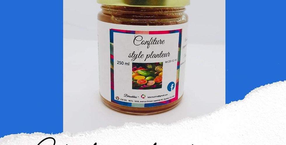 """Conf. antillaise """"Style Planteur"""" et Foléré Péyi"""""""