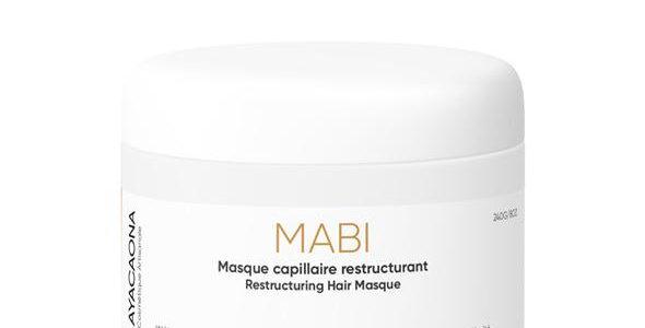 Masque protéiné pour cheveux cassants-MABI