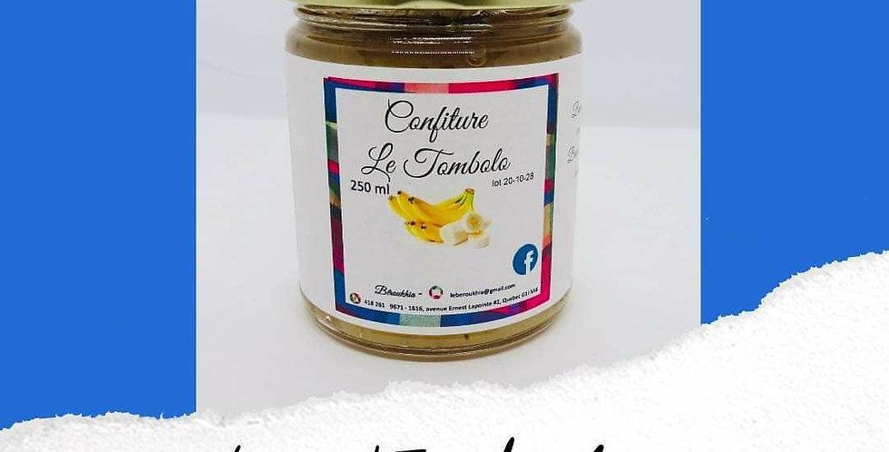 """Confiture antillaise """"Le Tombolo"""" et """"La Régale"""""""