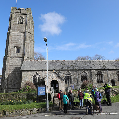 Free guided walk - Lanivet Church to Bodmin - Booking Essential