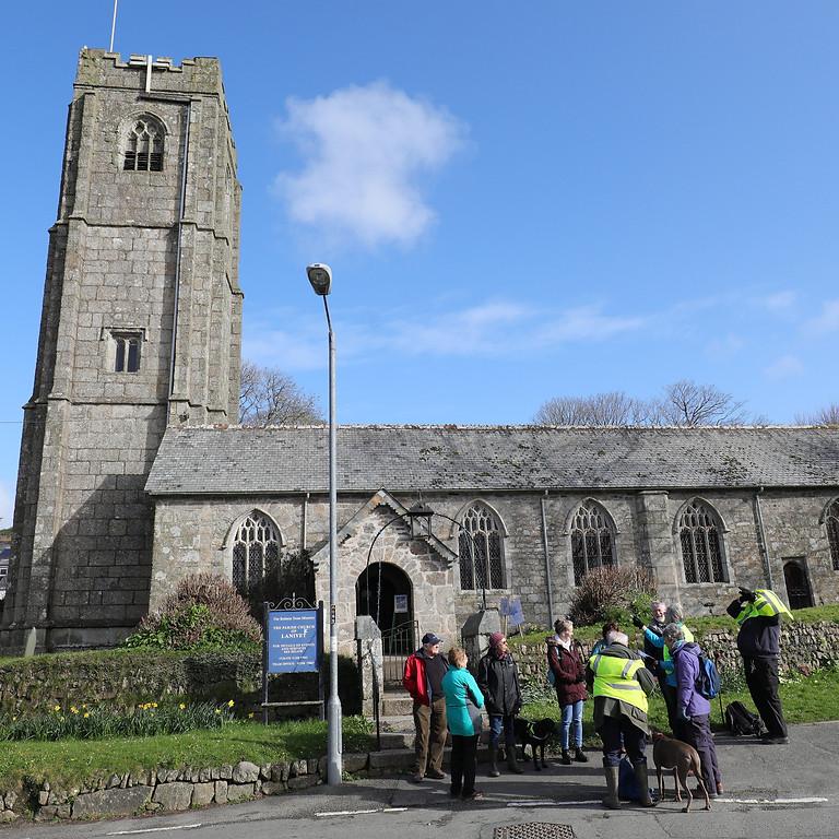 Free guided walk - Lanivet Church to Bodmin