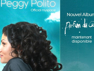 Ancien CFPM - Peggy Polito - chanteuse professionnelle
