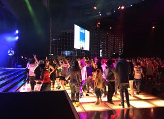 Concert des élèves au Sporting Club de Monte-Carlo
