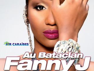 Ancien CFPM - Fanny J remplit le Zénith de Paris