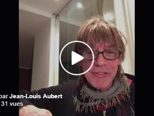Jean-Louis Aubert donne un concert sur Facebook (vidéo)