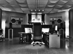 Studio d'enregistrement du CFPM